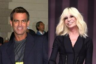 Paul Beck, chi è l'ex marito di Donatella Versace e padre dei 2 figli della stilista