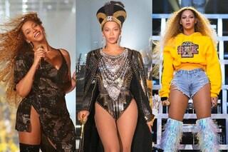 Tutti i look di Beyoncé al Coachella 2018