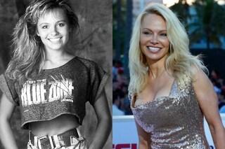 Com'era Pamela Anderson prima della chirurgia? La foto che mostra la trasformazione