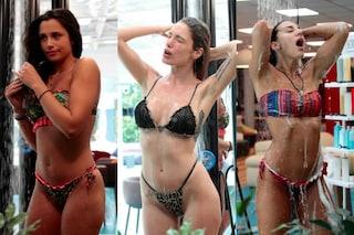Il GF è appena partito ma è già hot: le concorrenti indossano solo bikini sexy