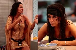 Aida Nizar al Grande Fratello, nella casa solo paillettes e tatuaggi borchiati