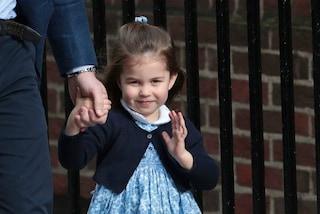Charlotte compie 3 anni, auguri alla più giovane principessa di stile