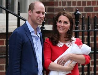 Ecco qual è il lavoro di Kate e William sul certificato di nascita di Louis