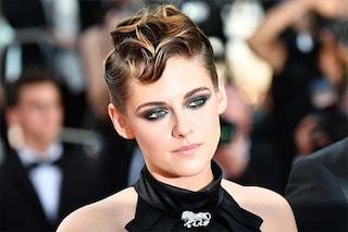 Kristen Stewart è rock a Cannes e lancia l'acconciatura più trendy per l'estate