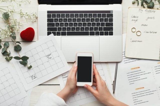 Lista di nozze online: come funziona e quali sono i vantaggi per