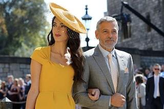 Colori pastello e cappellini: i look degli invitati al matrimonio di Harry e Meghan