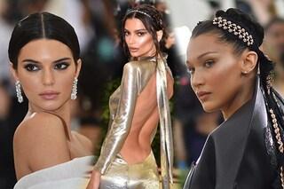 Met Gala 2018, prima e dopo: la preparazione sui social e i beauty look sul red carpet