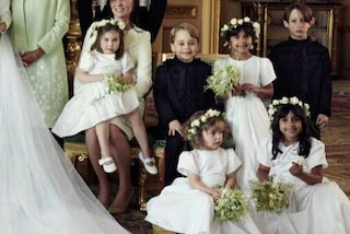 Royal Wedding: il segreto del fotografo per far stare in posa George e Charlotte