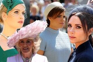 Royal Wedding tra top e flop: cadute di stile, cappelli esagerati ed errori beauty