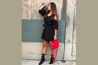 Rosa Perrotta e la passione per le griffe: borsa e scarpe costano quasi 3mila euro