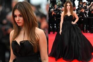 Thylane Blondeau, l'ex bambina più bella del mondo torna a Cannes: ecco com'è diventata