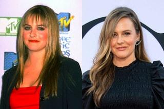 "Alicia Silverstone ieri e oggi: com'è cambiata l'attrice di ""Ragazze a Beverly Hills"""