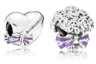 Charms per spose e damigelle: la collezione Pandora per il giorno del matrimonio