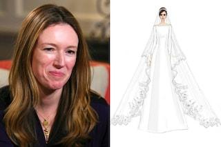 Clare Waight Keller, chi è la stilista che ha firmato l'abito da sposa di Meghan Markle