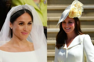 Meghan Markle ha fatto un regalo a Kate Middleton al Royal Wedding: ecco cos'è