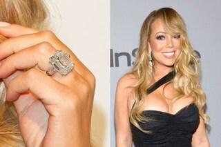 Mariah Carey vende l'anello di fidanzamento dell'ex fidanzato, guadagna circa 2 milioni