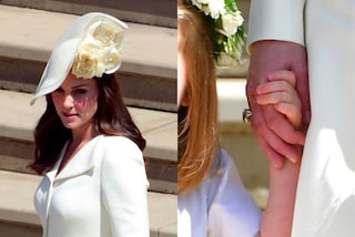 "Il nuovo anello di Kate Middleton: è un ""regalo post-parto"" del principe William?"