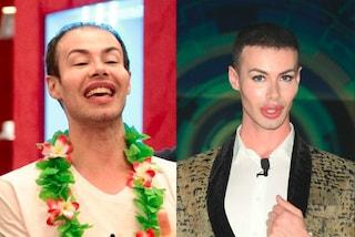 Il Ken italiano al GF con i capelli cresciuti: svela il suo segreto sui social