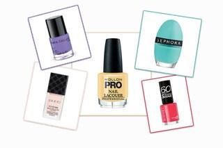 Smalto: tutti i colori per la manicure della primavera 2018