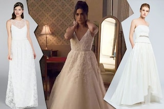 Il vestito da sposa di Meghan Markle: cosa dovrebbe indossare per le nozze con Harry
