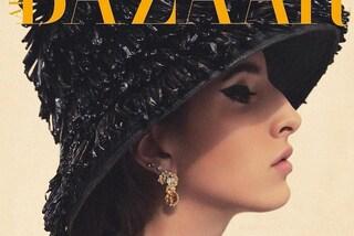 Taleedah Tamer, la prima modella saudita che conquista una copertina internazionale