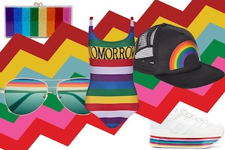Rainbow look: la moda arcobaleno per un estate a colori