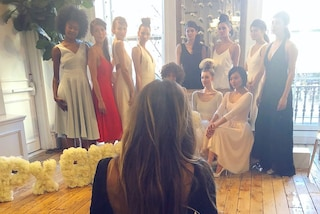 """La collezione sposa di Sarah Jessica Parker: """"Le nozze non devono essere tradizionali"""""""