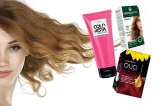 Tinta capelli senza ammoniaca: le tinture naturali da usare a casa tua