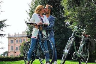 Matrimonio Filippa Lagerback e Daniele Bossari, fiori e decorazioni naturali per la location