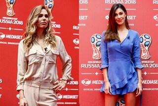 Belén e Ilary Blasi insieme per i Mondiali: l'argentina dà un anteprima del suo guardaroba