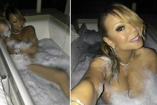 Fare il bagno nel latte come Mariah Carey: ecco perché fa bene alla pelle