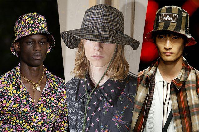 da sinistra Versace, Stella McCartney, Fendi