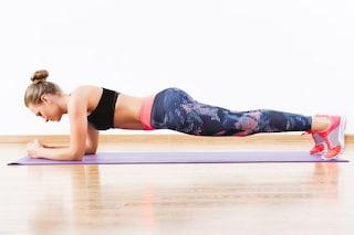 Plank: l'esercizio addominale efficace per avere pancia piatta e fisico scolpito