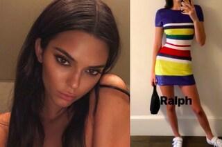 "Kendall Jenner e l'abito ""casual"" a 11mila dollari"