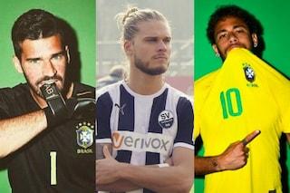 Da Rurik Gislason a Gerard Piqué: i 10 calciatori più sexy dei Mondiali in Russia