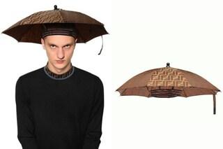 L'accessorio più strano per difendersi dal sole quest'anno lo lancia Fendi