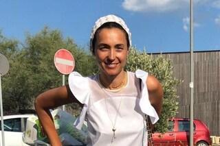 """Caterina Balivo senza trucco sui social: al supermercato con il look """"naturale"""""""