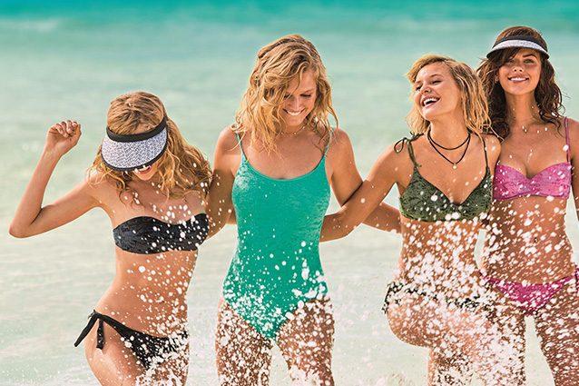 sito affidabile 65f17 f2b06 Costumi da bagno per l'estate 2018: i bikini giusti per ...