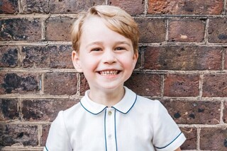 Il principe George compie 5 anni, la Royal Family condivide la dolce foto del compleanno