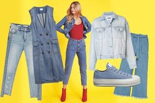 Jeans in estate: 8 capi denim da mettere in valigia e come abbinarli