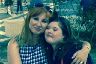 Francesca, la ragazza con la sindrome di Down che si laurea con la mamma