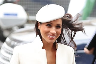 "Meghan Markle come ""Pretty Woman"": l'abito a pois come Julia Roberts nella scena del polo"