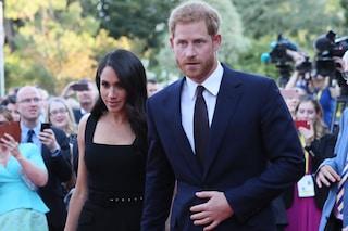 Ecco perché il principe Harry porta sempre la fede nuziale (e William no)