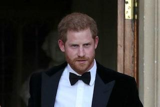 Il principe Harry spende 9mila euro per il battesimo di Louis: ecco cosa gli ha regalato