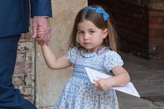 Divieti reali: la principessa Charlotte non può indossare pantaloni, ecco perché