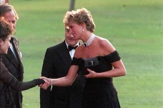 """La principessa Diana e la vera storia del """"vestito della vendetta"""""""