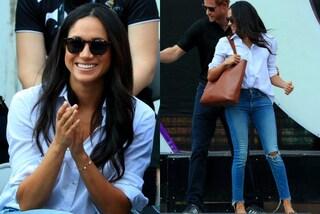 I jeans di Meghan Markle? Sono i più venduti di sempre