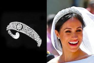 Vuoi essere una principessa come Meghan Markle? Ecco la sua tiara in versione low-cost