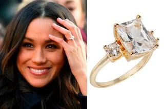 L'anello di fidanzamento di Meghan? Si può comprare da Primark a 3 euro