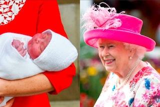 Battesimo del principe Louis: ecco perché è una data importante per la regina Elisabetta